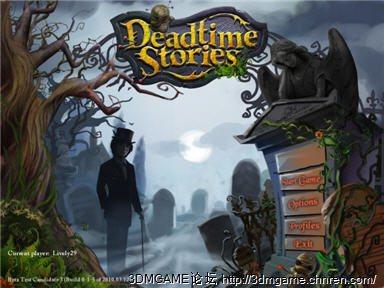 找茬游戏新作《死亡时间故事》破解版发布