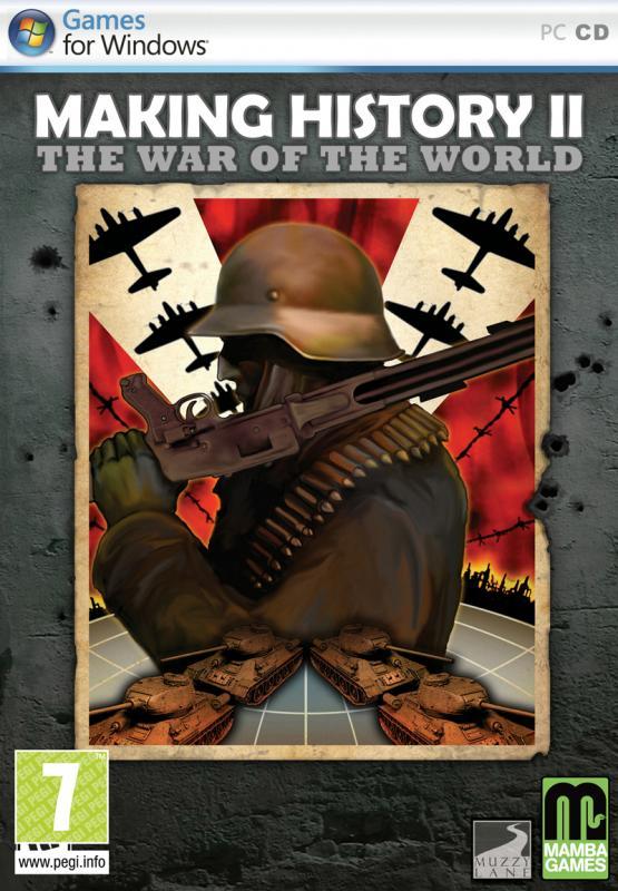 策略游戏大作《创造历史2:世界大战》破解版发布