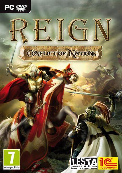 策略游戏新作《统治:国家冲突》破解版发布