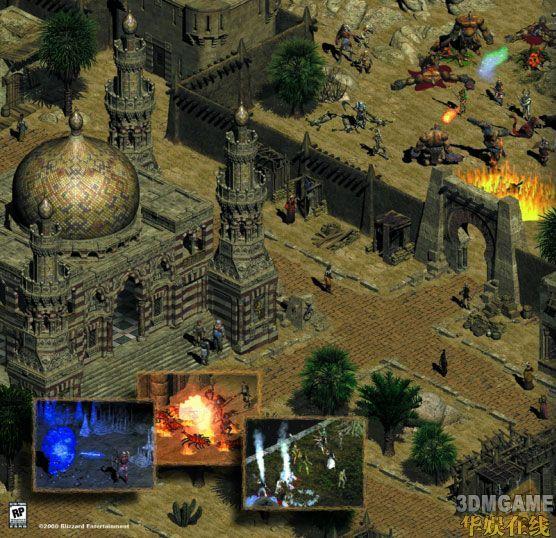 《暗黑破坏神2》发售10周年纪念