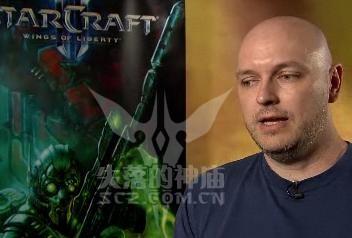 《星际争霸2》剧情主写手布莱恩·肯德拉根创作历程