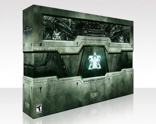 <b>欲购从速:《星际争霸2》典藏版再次现身GameStop</b>