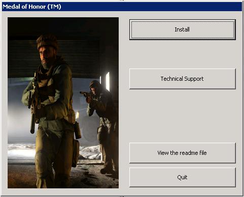 争议射击游戏大作《荣誉勋章》限量版镜像发布
