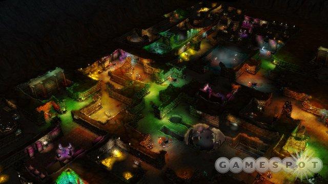 《地下城》独家印象 - 建造暗机关,引诱英雄走向地狱