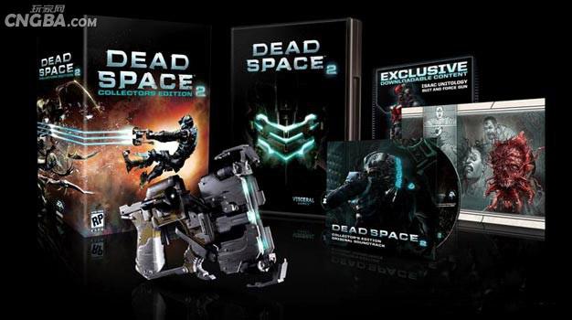 《死亡空间2》收藏版赠高仿离子切割武器