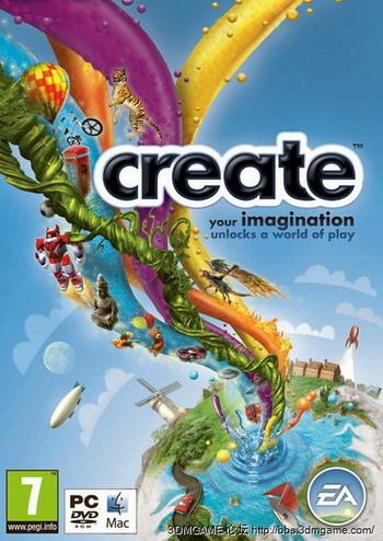 《创造(Create)》3dm首发破解版下载