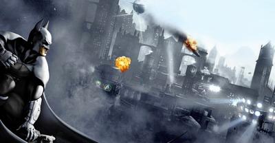 蝙蝠侠:阿卡姆之城 -- 恶人军团的总攻击