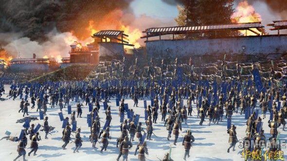 更加精彩复杂《幕府将军2:全面战争》多人游戏前瞻