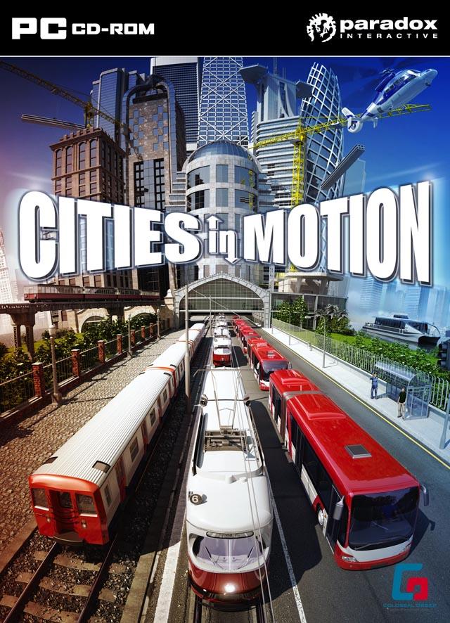 PARADOX最新大型模擬運輸游戲《都市運輸》發布日期確定