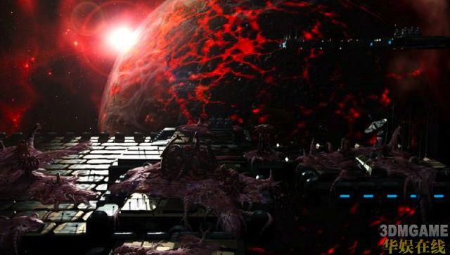 如果《星际争霸》中虫族的菌毯出现在现实中...