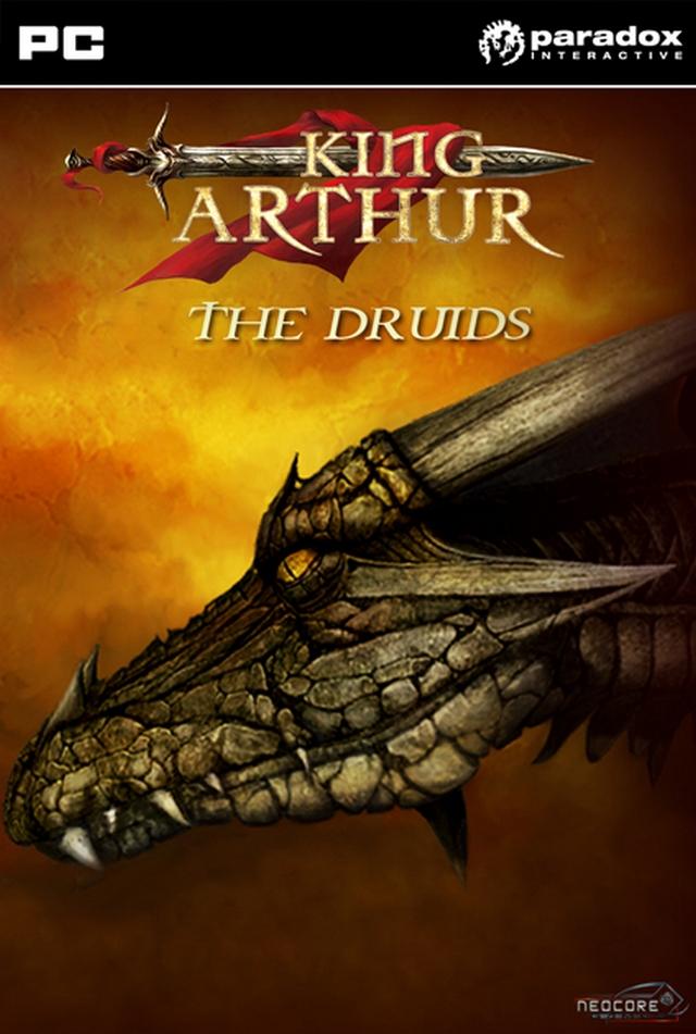 亚瑟王最新资料片 《亚瑟王:德鲁伊》镜像下载发布