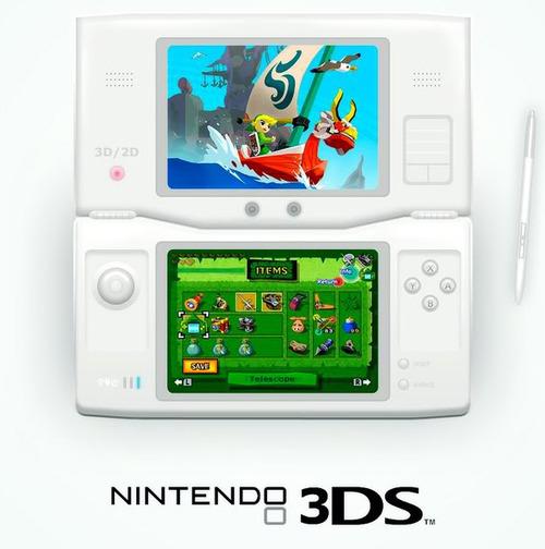 任天堂称外界对3DS健康警告反应过度