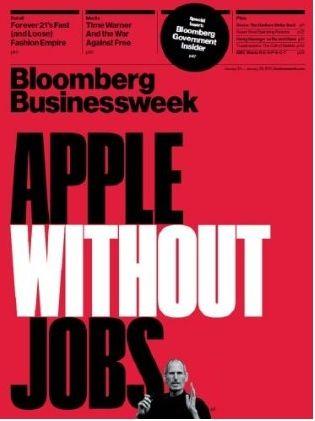 <b>《商业周刊》封面文章:苹果的后乔布斯时代</b>