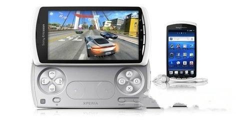 为游戏而生!索尼爱立信 Xperia Play 正式发布