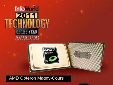 AMD发布五款新Opteron 独家12核心扩军