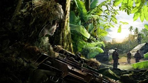 《狙击手:鬼魂兵士》销量过百万 创CITY INTERACTIVE记录
