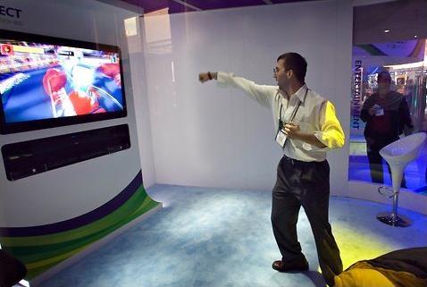 <b>微软称Kinect将开启全新的人机对话时代 或取代键鼠</b>
