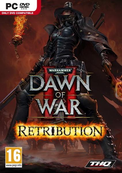 3DM《战锤40K:战争黎明2:报应》STEAM解锁完整版下载