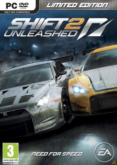 3DM首发《极品飞车15:变速2》光盘破解版下载