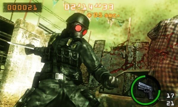 各主角都会出场《生化危机:雇佣兵3D》详细前瞻