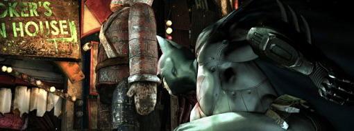 《蝙蝠侠:阿卡姆之城》将变成一个沙盘游戏?