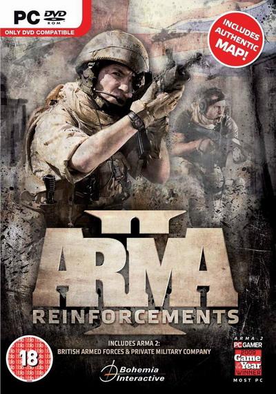 3DM《武装突袭2:援军》光盘版高速下载