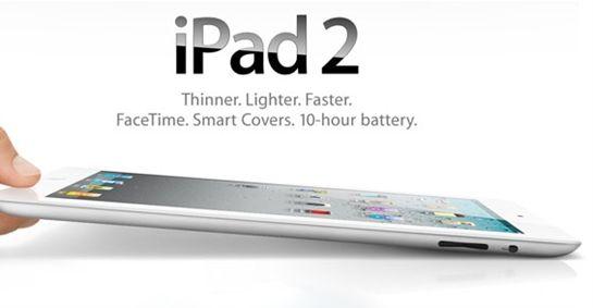 iPad 2全国铺货明日开售 中关村跌破4000