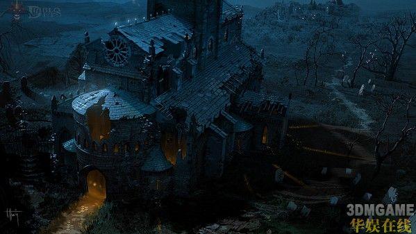 详细分析《暗黑3》或引入的场景和地区