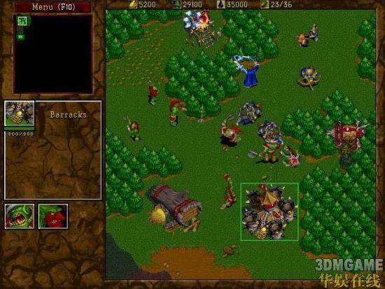 <b>外媒评五大最佳RTS游戏 《命令与征服》意外落选</b>