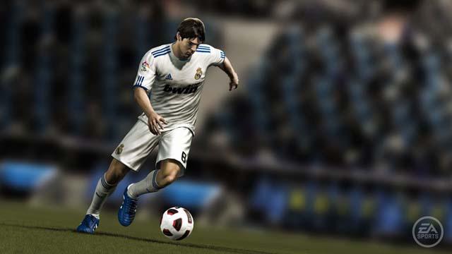 EA将在《FIFA 12》中带来更多的革新