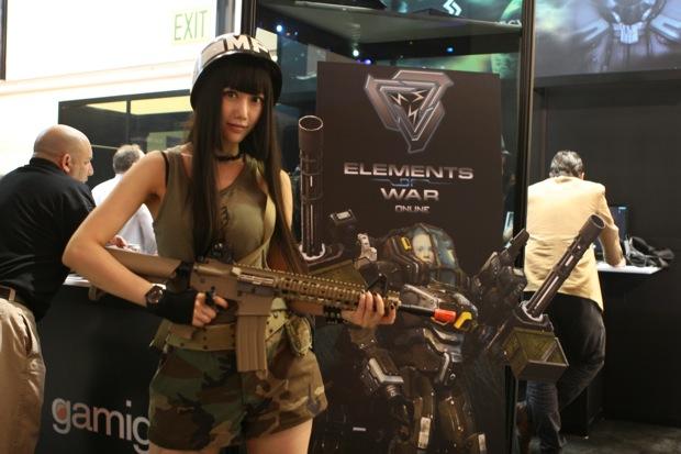 玩家强力吐槽 看E3展会不如看中国人的Chinajoy