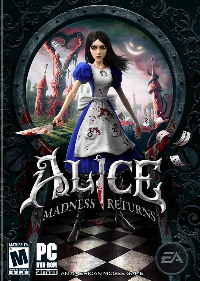 3DM首发《爱丽丝:疯狂回归》六国语言PC正式版