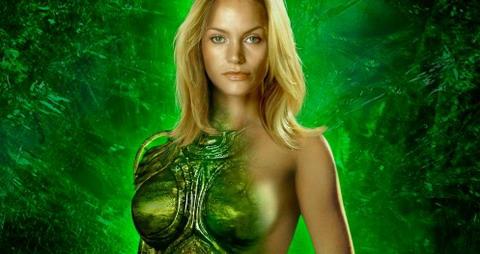 性感野性 盘点电影中十位最性感的外星人