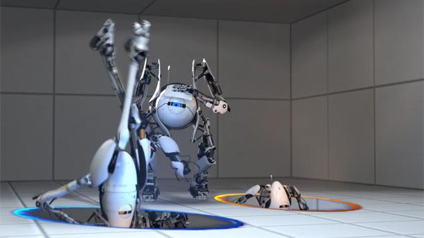《传送门2》新关卡携天价雷蛇控制器杀到