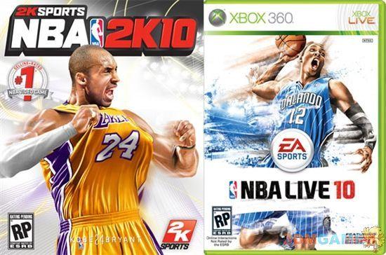 篮球游戏销量太低致EA放弃NBA LIVE