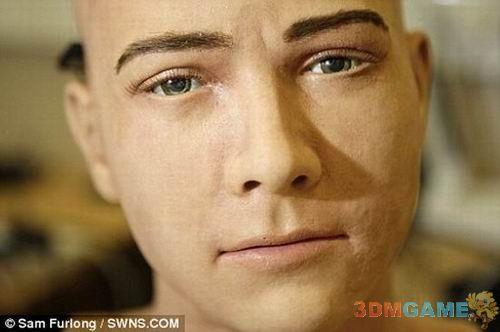 全球机器人大观 高科技性爱机器人很有爱