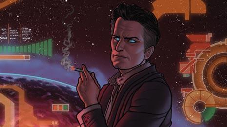 游戏精彩漫画有趣 《质量效应》粉丝必知的十件事