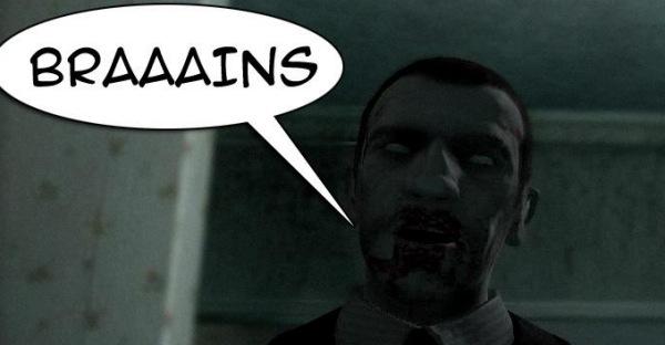 <b>猜想——GTA5中可能出现僵尸模式作弊代码吗?</b>