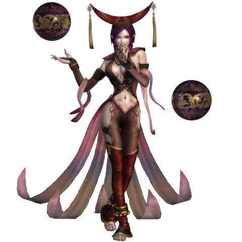 《无双大蛇2》游戏截图及细节公布 妖艳妲己亮相
