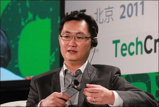马化腾:中国要杜绝山寨文化需自主创新