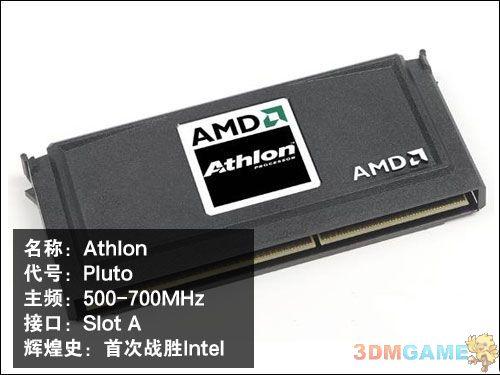 <b>打破Intel的垄断!细数AMD史上经典的CPU</b>