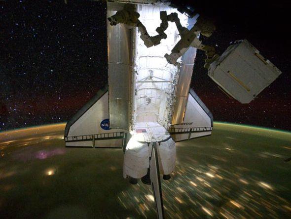 让你感到震撼 国家地理评出2011年最佳太空照