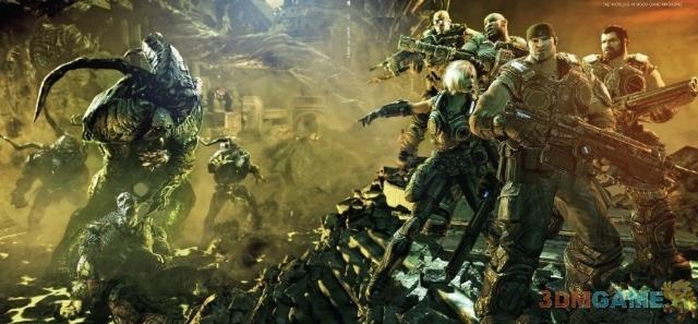 Epic谈战争机器系列未来 既确保精髓又足够新鲜