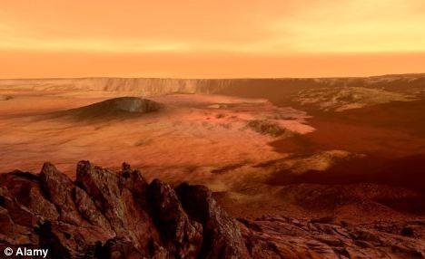美科学家证实生命可在火星恶劣环境下生存