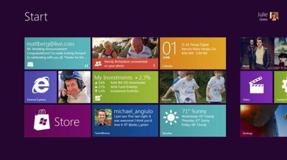 微软或推Win8平板电脑 2012年CES大展前瞻