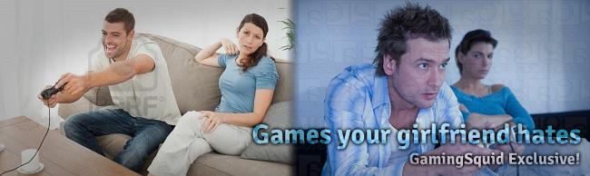 玩家的女同伙最恨的游戏