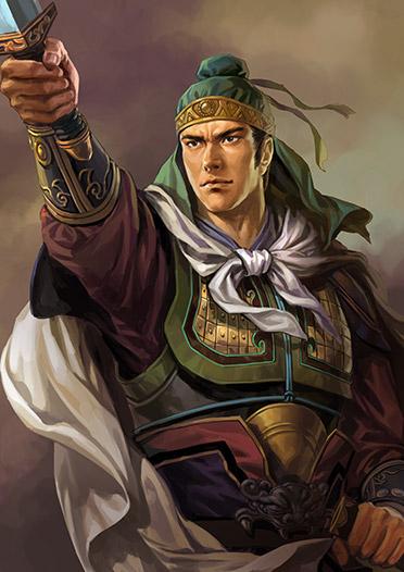 《三国志12》最新武将介绍 姜维剑指天下