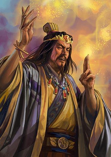 《三国志12》最新武将介绍 张角亦正亦邪