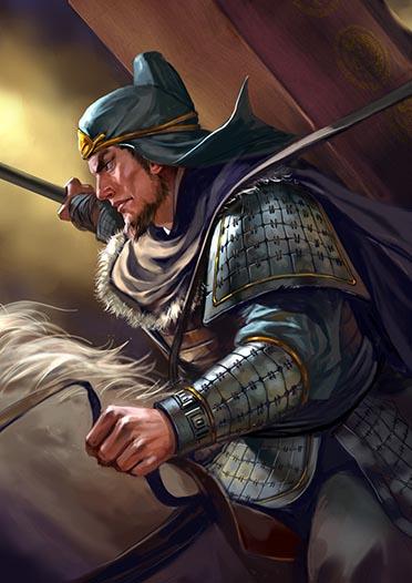 《三国志12》最新武将介绍 庞德智勇双全