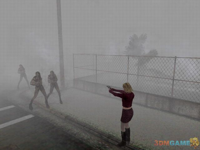 生存恐怖游戏随想 在未来如何更好的吓人?